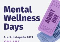 Mental Wellness Days 2021 - Online