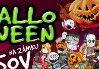 Halloween na zámku Úsov