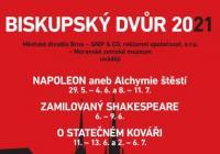 Letní scéna Městského divadla Brno