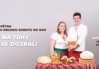 Farmářské trhy u Futura v Ostravě