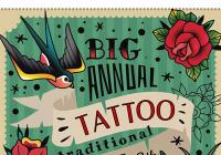 Tradiční festival tetování Tattoo Event 2021
