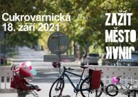 Zažít město jinak - Praha Cukrovarnická