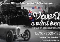 Vavříny s vůní benzínu: Meziválečný československý automobilový sport