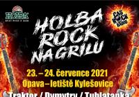 Festival Holba Rock na grilu