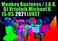 Monkey Business / JAR - Amfiteátr Loket