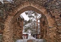 Zřícenina hradu Vrškamýk