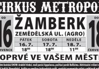 Cirkus Metropol v Žamberku