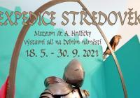 Interaktivní výstava: Expedice středověk