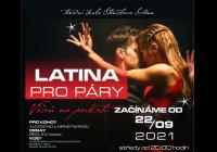 Kurz latinskoamerických tanců pro páry