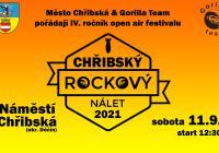 Chřibský rockový nálet 2021