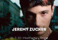 Jeremy Zucker v Praze