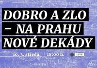 Tomáš Sedláček: Dobro a zlo – na...