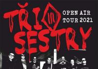 Tři Sestry Open Air Tour - Pecka u Nové Paky koupaliště