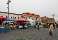 Farmářské trhy u Oázy Kladno
