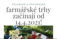 Farmářské trhy - Milovice