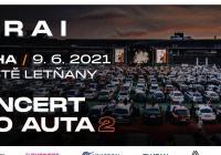 Mirai - Koncert pro auta 2 - Praha