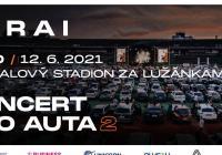 Mirai - koncert pro auta 2 - Brno