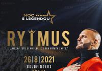Noc s legendou – Rytmus