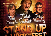 Stand Up & Music Festival