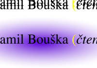 Letní autorské čtení | Kamil Bouška