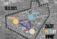 Zažít město jinak - Petřiny náměstí Praha