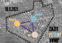 Zažít město jinak - Praha Petřiny
