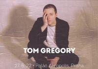 Tom Gregory v Praze