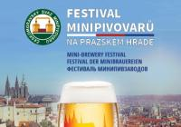 Festival minipivovarů na Pražském hradě