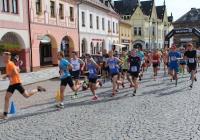Běh do vrchu Jilemnice