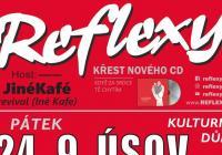 Reflexy+JinéKafe - Křest nového CD - Úsov