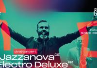 Groove Brno – Jazzanova + Electro Deluxe