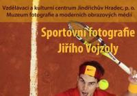 Sportovní fotografie Jiřího Vojzoly