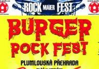 Burger Rock Fest - Plumlovská přehrada