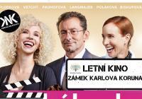Letní kino na zámku - Bábovky