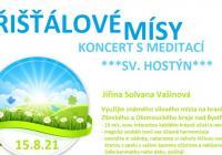 Koncert a Meditace na SILOVÉM MÍSTĚ