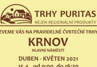 Farmářské trhy v Krnově