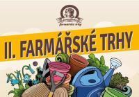 Jarní farmářský trh v Mostě