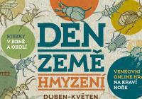 Den Země v Brně: Hmyzení