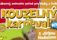 Kouzelný karneval s Jitkou Hadašem