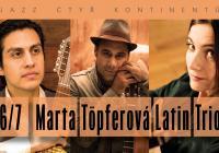 Marta Töpferová Latin Trio