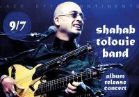 Shahab Tolouie Band – Křest CD