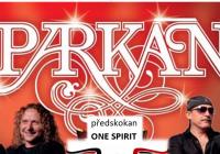 Parkán a One spirit v Lomnici nad Lužnicí