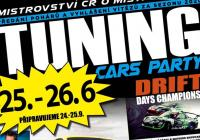 Tuning cars párty Milovice
