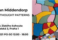 Individual Thought Patterns: Výstava abstraktních děl Juliena van Middendorpa