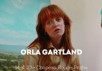 Orla Gartland v Praze