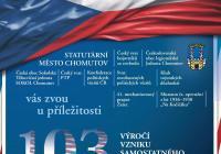 Oslavy vzniku republiky - Chomutov