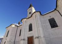 Kostel sv. Martina, Mladá Vožice