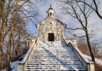 Křížová cesta s kaplí Nanebevzetí Panny Marie