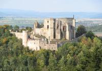 Zřícenina hradu Boskovice