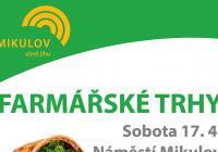 Farmářské trhy - Mikulov